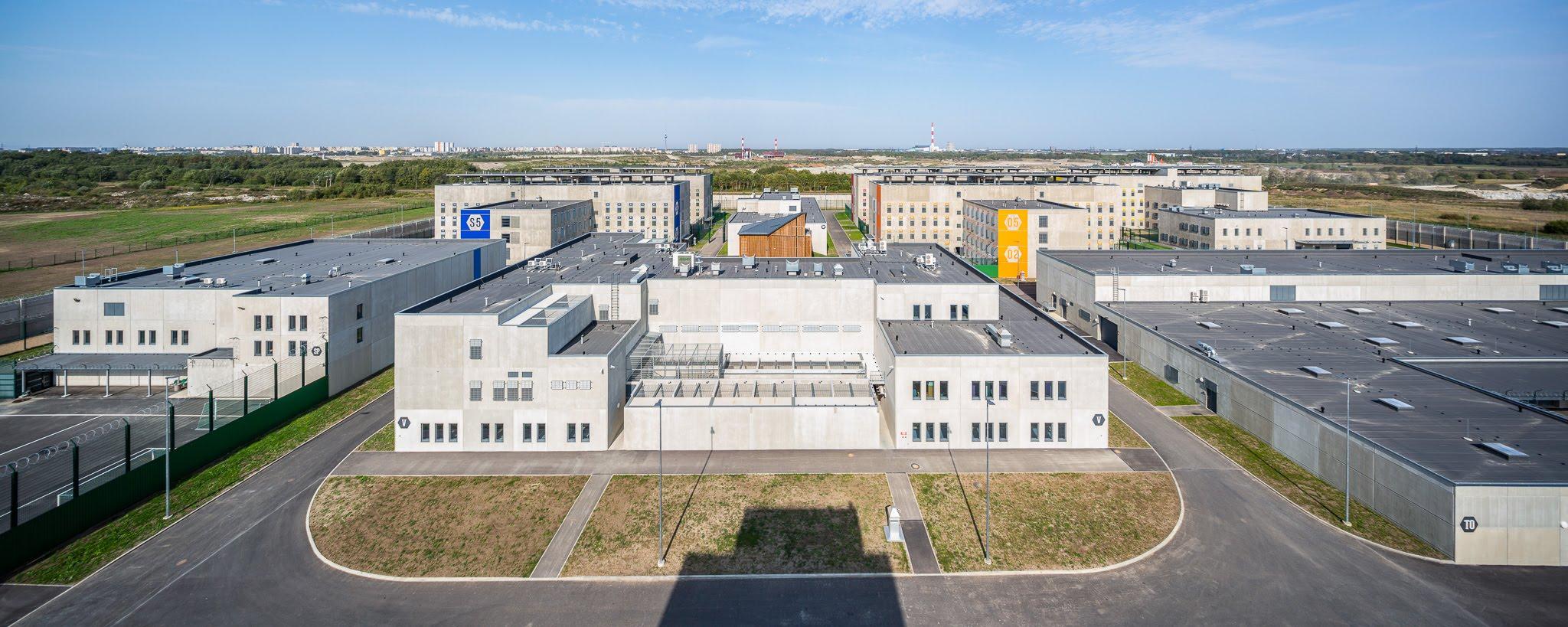 Tallinna uus vangla