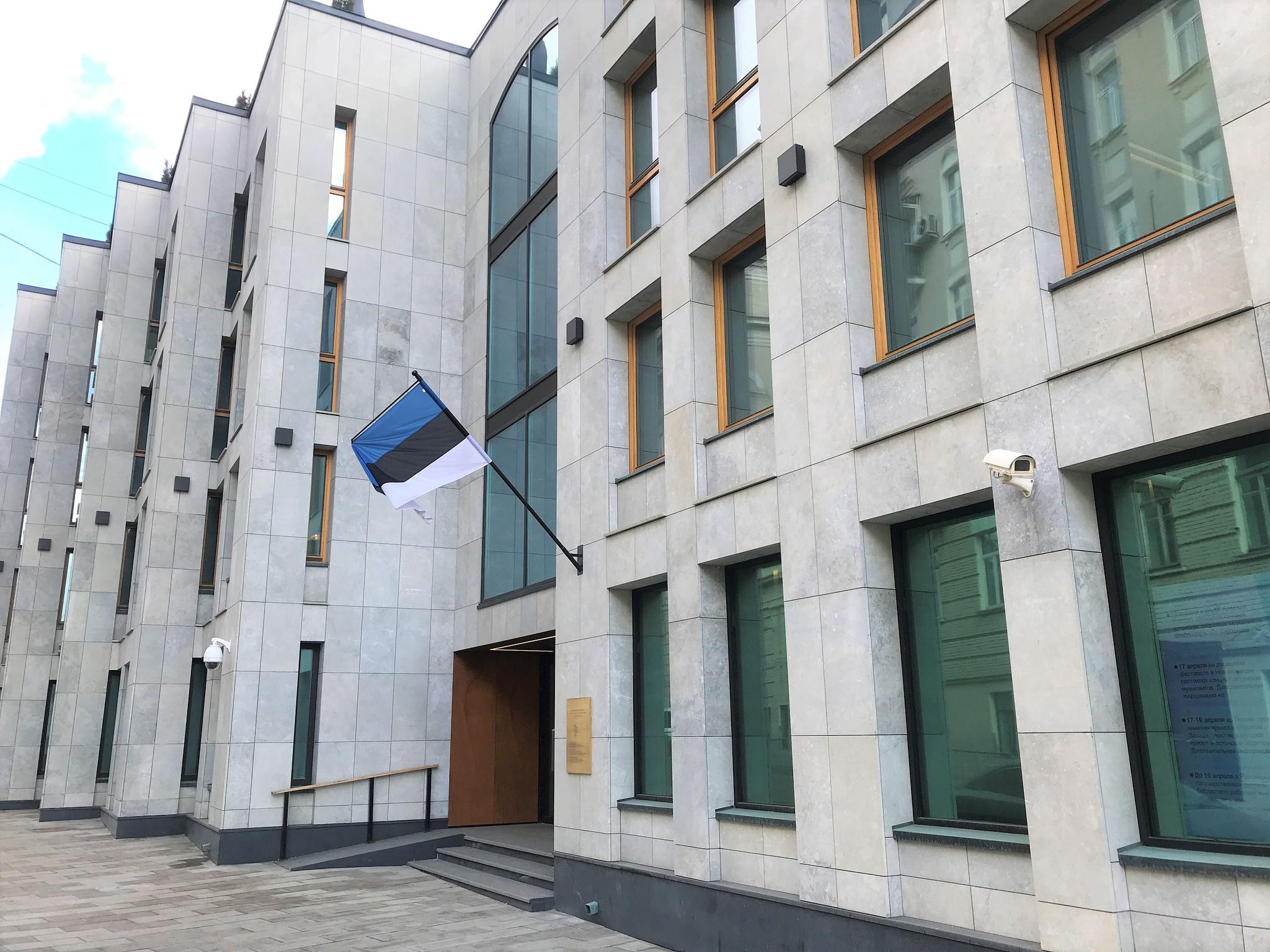 Suursaatkond Moskvas (foto Välisministeerium)