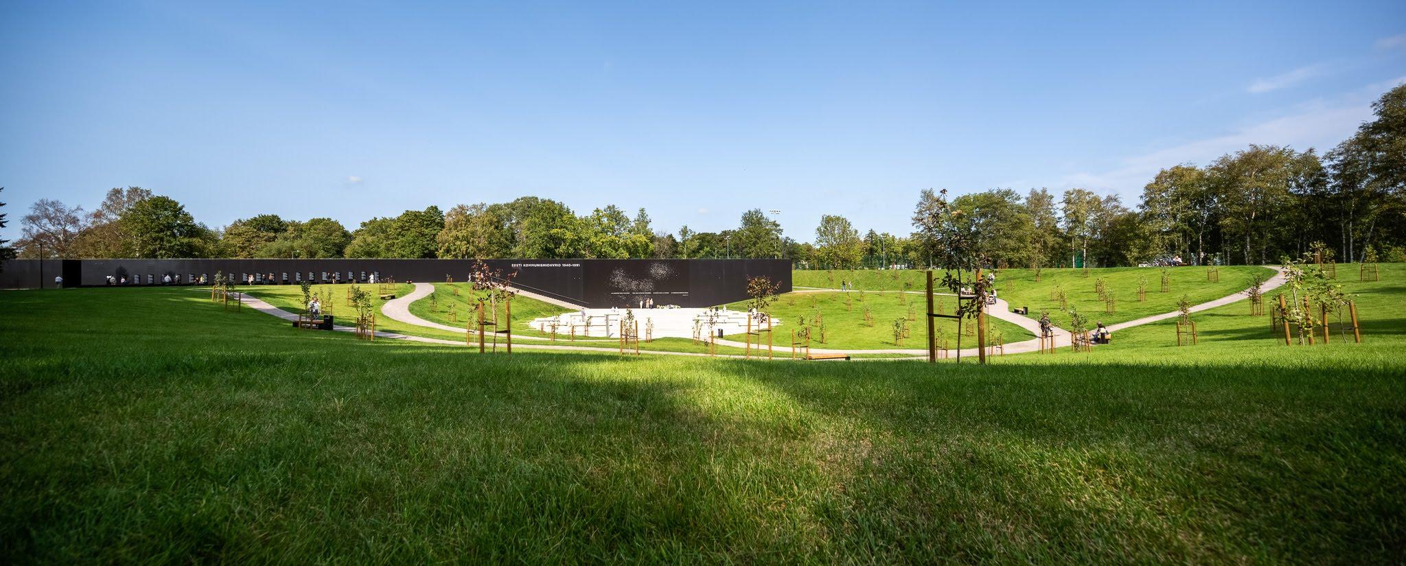 Memoriaali arhitektuuriauhind (foto Maris Tomba)