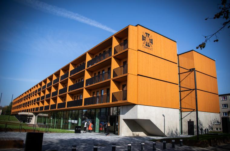 Sisekaitseakadeemia Narva õppekeskuse uuele ujulale on operaator leitud (foto: Sisekaitseakadeemia)