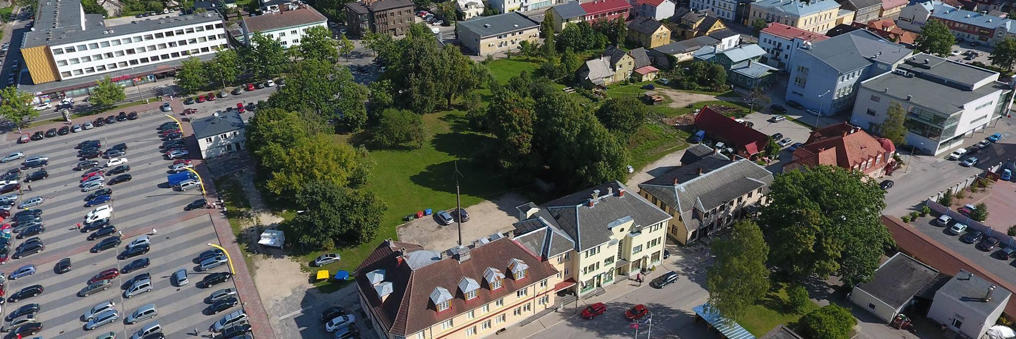 Viljandi uue haigla ja tervisekeskuse arhitektuurivõistlus