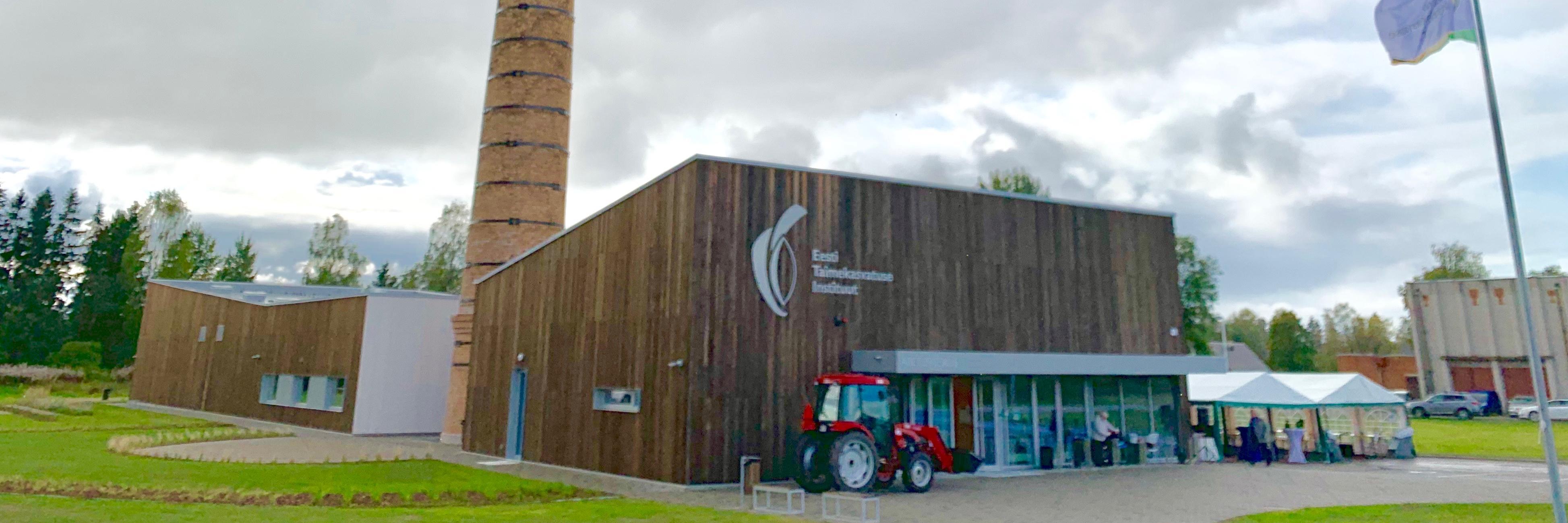 Eesti Taimekasvatuse Instituudi teraviljade aretuskeskus