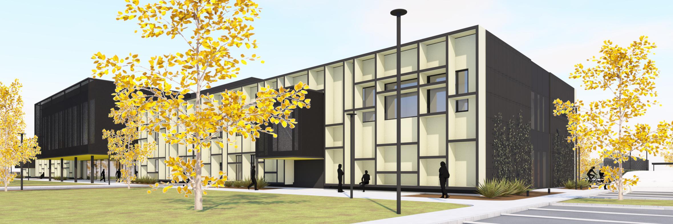 Saaremaa Gümnaasiumi ehitusleping sõlmiti Nordeconiga
