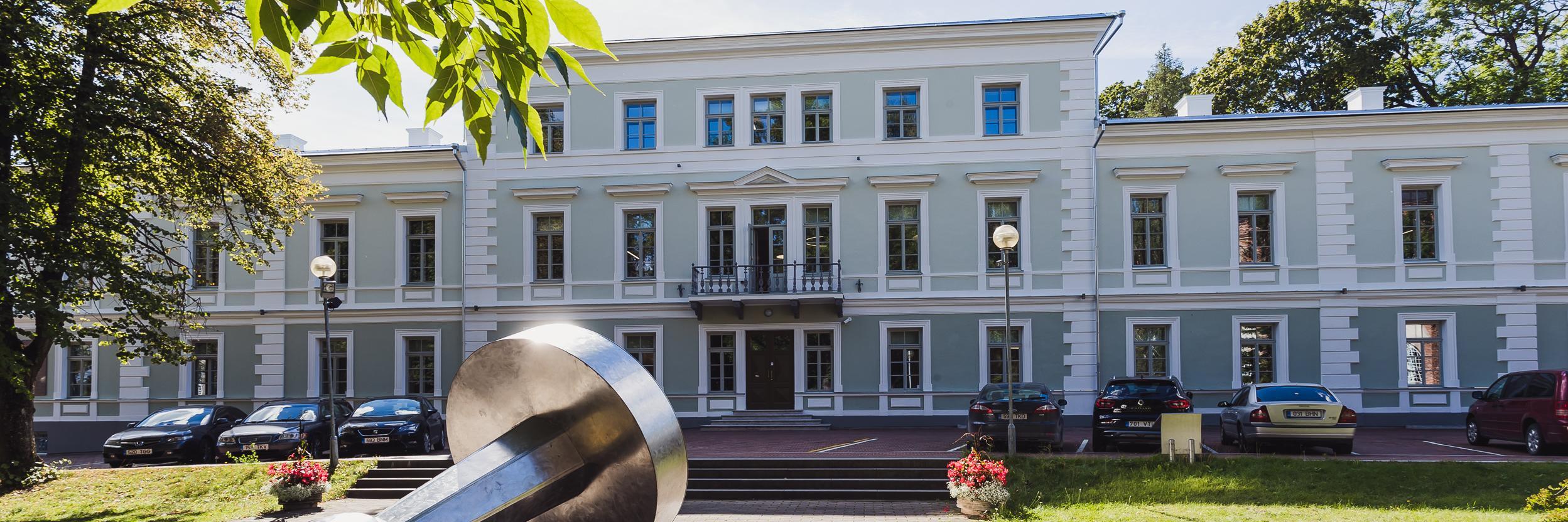 Riigikohtu hoone avamine Tartus (foto: Silver Gutmann)