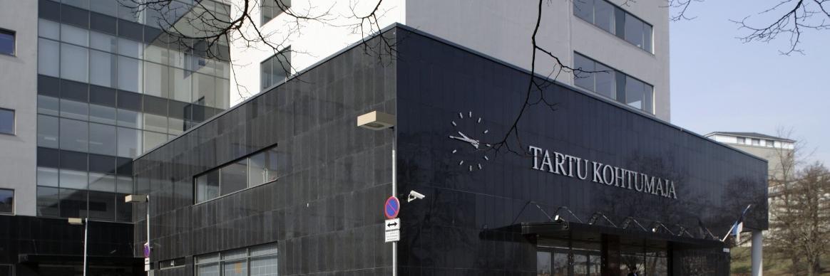 Tartu kohtumaja (foto: www.kohus.ee)