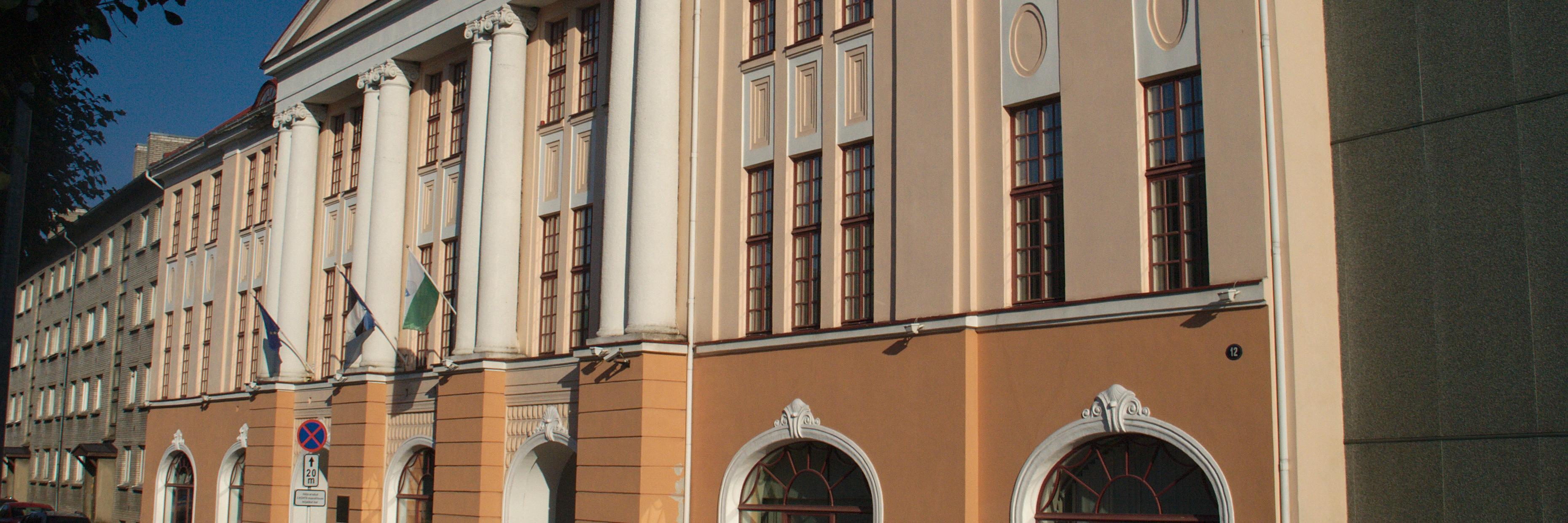 Valga riigimaja (foto: Vikipeedia)