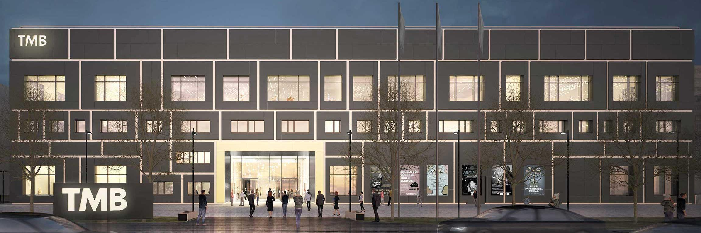 Tallinna Muusika- ja Balletikool Tallinna Muusika- ja Balletikool otsib konkursiga õppehoone siseaeda kunstiteost